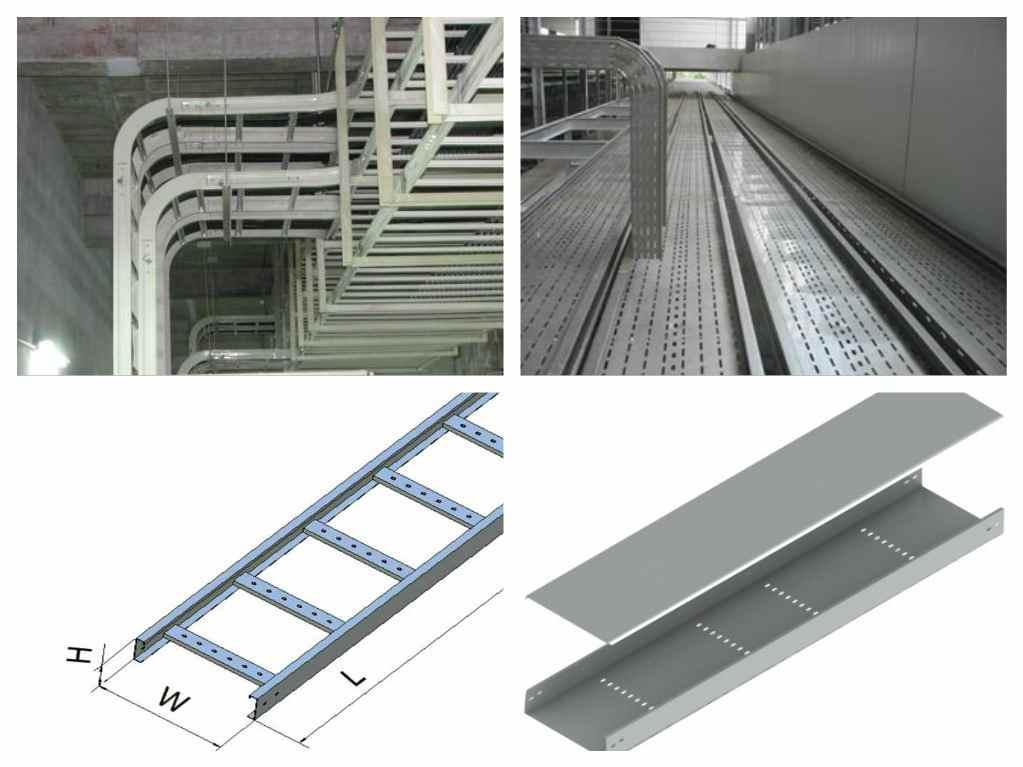 Cách lựa chọn thang máng cáp điện và nơi cung cấp